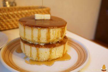 鎌倉=イワタ珈琲店=ホットケーキ♪パンケーキマンが大好きな名物ホットケーキを食べに(神奈川/JR鎌倉駅前)