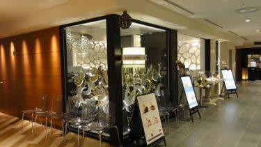 ふわとろのスフレタイプと、ハードタイプのパンケーキ♪阪急梅田店の12階ロカンダ(大阪/梅田)