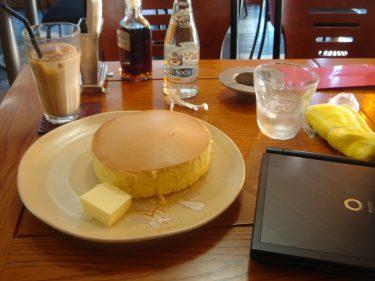 香月 (コウゲツ)のホットケーキ(神戸/西宮/仁川)