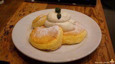 フリッパーズのスフレ系パンケーキ「奇跡のパンケーキ」が大阪でも食べられる!JSパンケーキカフェくずはモール(大阪/樟葉)
