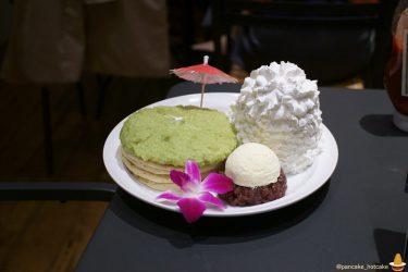 店舗限定『くるみ餅パンケーキ』エッグスンシングスUSJ前でパンケーキマン俺得なパンケーキが!!!(大阪/ユニバーサルシティ)