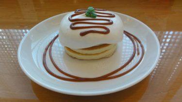 メープルクリームパンケーキ(パンケーキデイズin名古屋)名駅