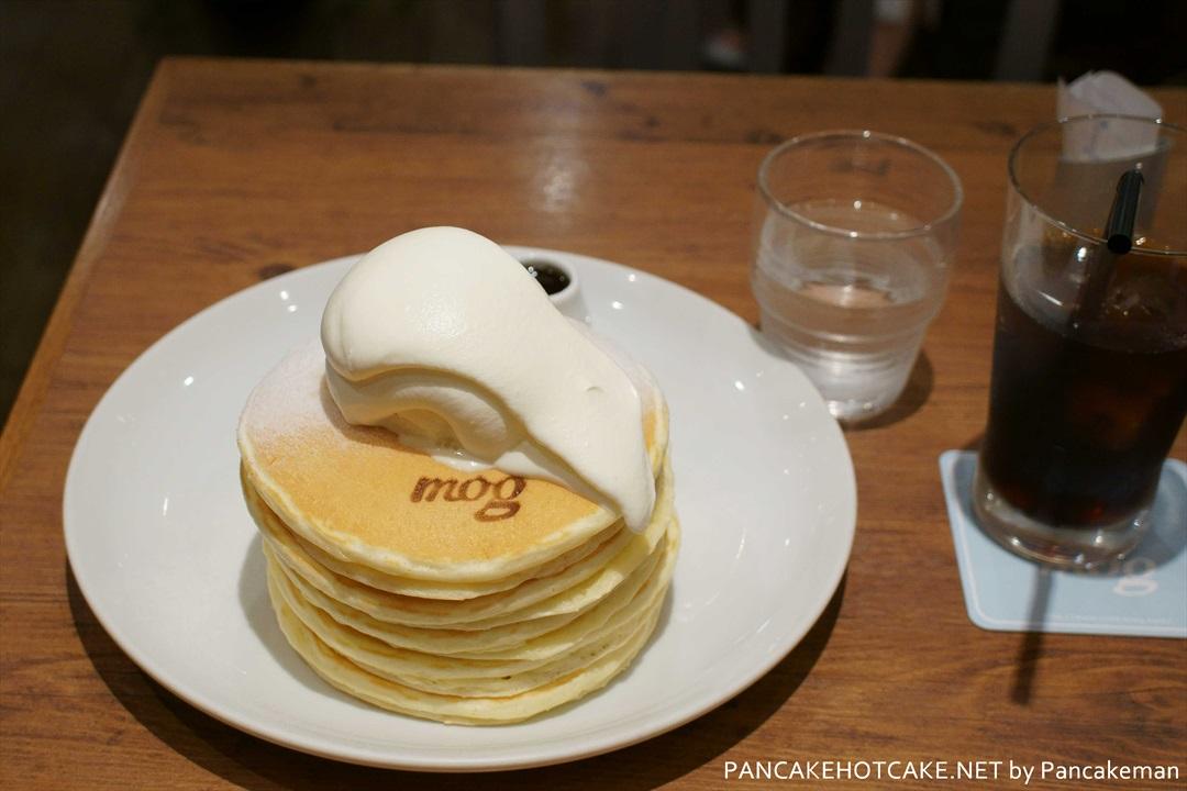 スペシャルパンケーキ5段パンケーキ専門店mog京橋店