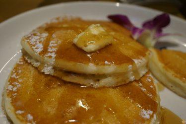 超絶品プレーンパンケーキを味わおう♪HoiHoiバーガーも♪新店舗にホイホイ栄三丁目店(名古屋/矢場町)