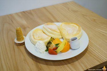 堺東ロジエで美味しいスフレパンケーキ♪フルーツサンド&ミックスジュースも♪Rosier大阪/堺
