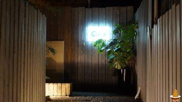 隠れ家的場所のハワイアンカフェでバターミルクパンケーキ♪シナモンズ(CINNAMONS)(東京/明治神宮前、表参道)