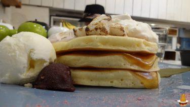 【特別編】パンケーキマンのGPW(ゴールデン・パホケ・ウィーク)はホットケーキとスイーツを食べまくり♪