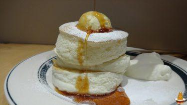 8月2日オープンしたgram(グラム)梅田阪急ナビオ店でもプレミアムパンケーキ♪を食べてみた(大阪/東梅田)