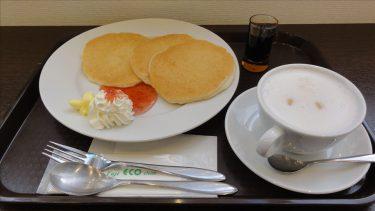 ホットケーキ教室のあるカフェのパンケーキ★スウィートバジル(大阪/東岸和田)