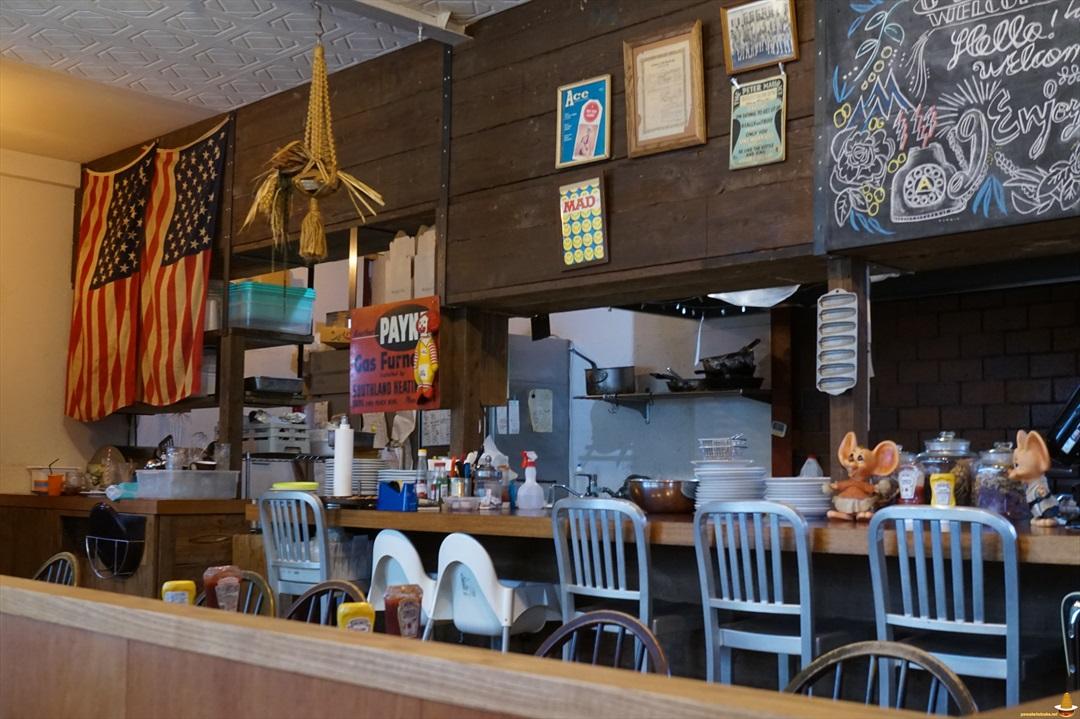 エースバーガーカフェAce Burger Cafe