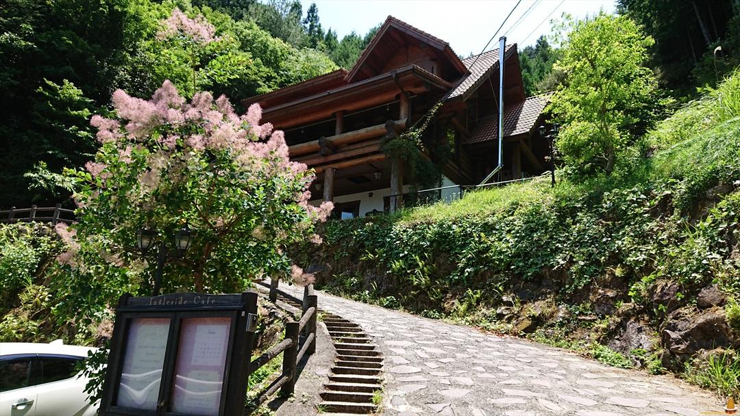 IIngleside Cafe(イングルサイド カフェ)三重県名張市 青蓮寺湖