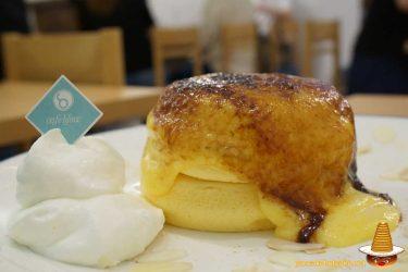 クリームブリュレパンケーキ カフェ ブロウ(cafe blow)和泉府中店 パンケーキ専門店