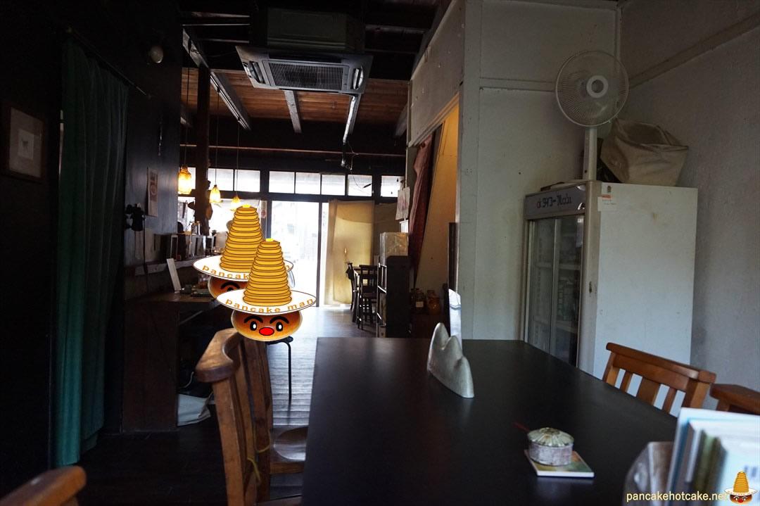 雨林舎(うりんしゃ)ホットケーキ(京都/二条)