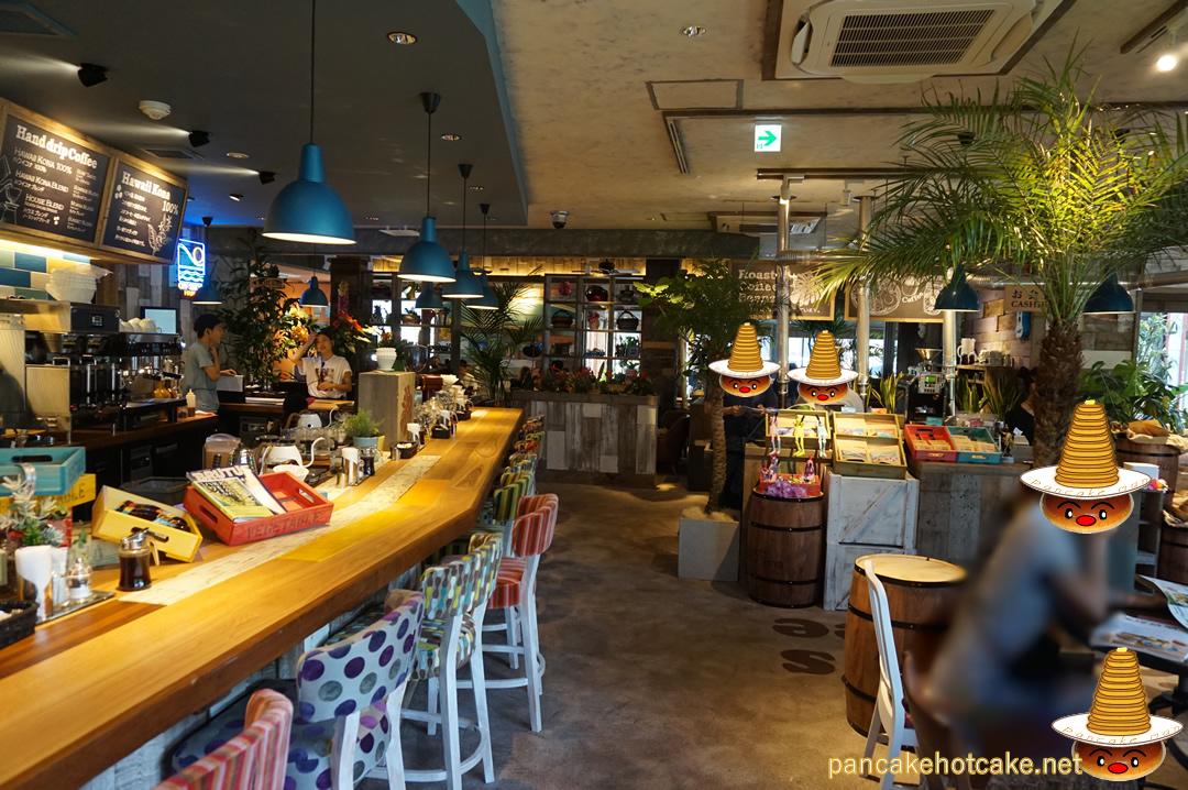 コナズ珈琲 池田店(Kona's Coffee)店内写真