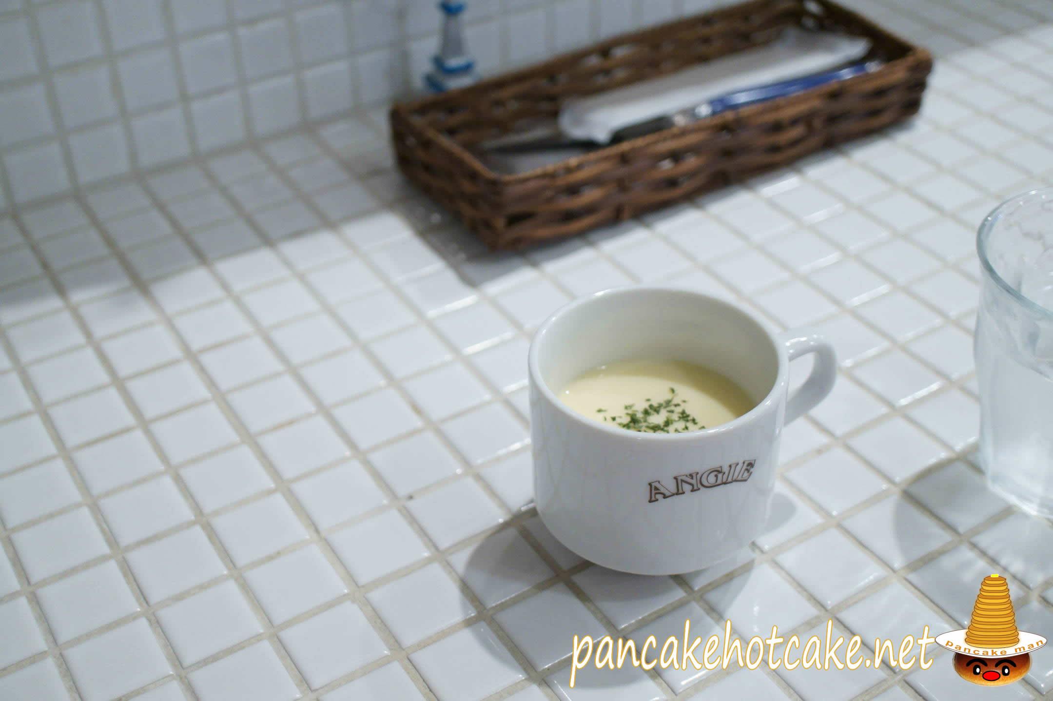 ランチのスープ(アンジーAngite)神戸/元町