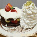 クリスマスショコラショートパンケーキ ggs'n Things(エッグスンシングス)