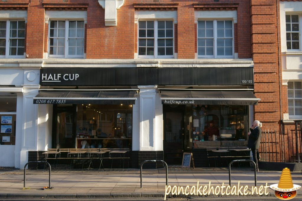 HALF CUP King's Cross (ハーフ・カップ キングスクロス店)店舗の外観 テラス
