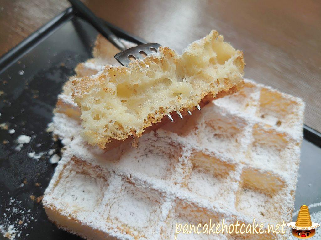 ブリュッセル ワッフル プレーン(Brussels Waffle Plane) ¥600円