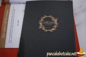 CAMELLIA'S TEA HOUSE(カメリアズ・ティー・ハウス)英国ロンドン