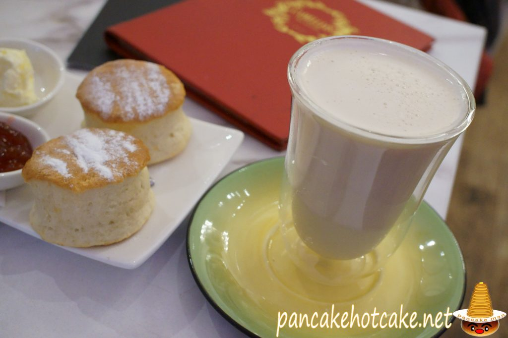 English Breakfast Latte(イングリッシュ ブレックファスト ラテ)