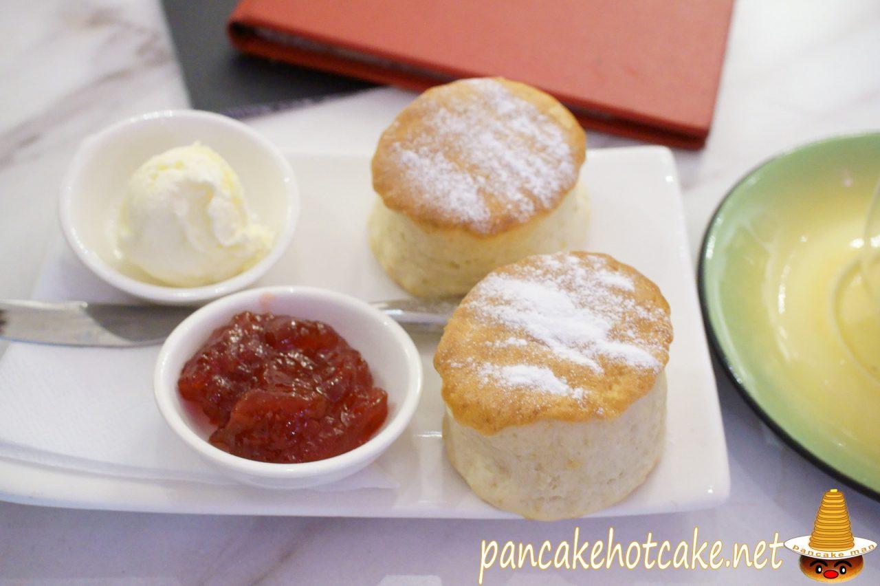 Camellia's Afternoon Tea Cream Tea 12£カメリアズ アフタヌーンティー クリームティー 12英ポンドカメリアズティーハウス ロンドン