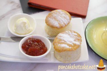 CAMELLIA'S TEA HOUSE(カメリアズ・ティー・ハウス)で美味しいブリティッシュクラシック自家製スコーンと紅茶(イギリス/ロンドン)