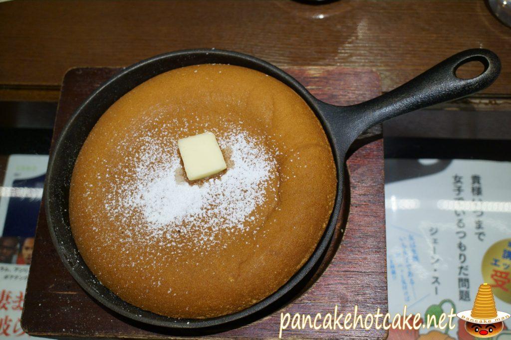パンケーキ(プレーン)梟書茶房 サイズ 約20cm 高さ 約3cm ×1枚