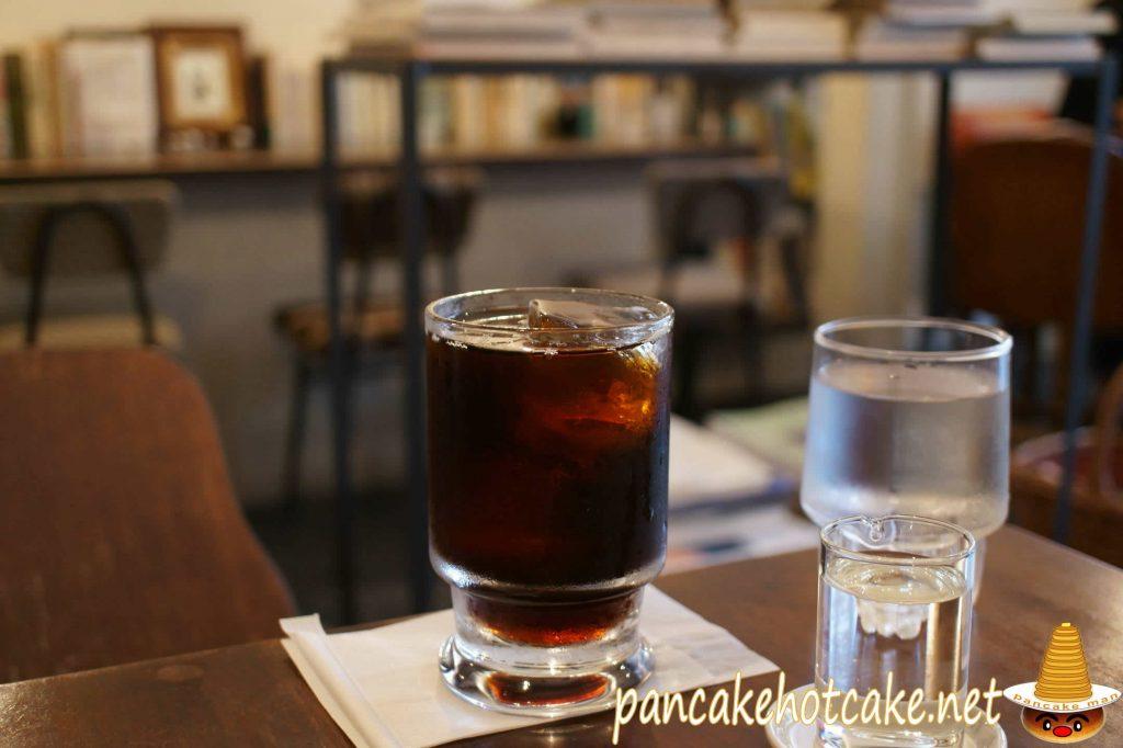 月森のアイスコーヒー(阪急 六甲)