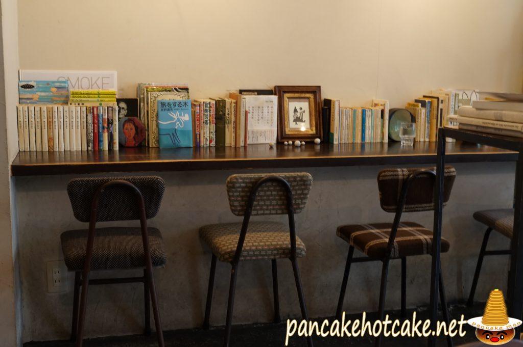 カフェ『喫茶 月森』店内2020年7月