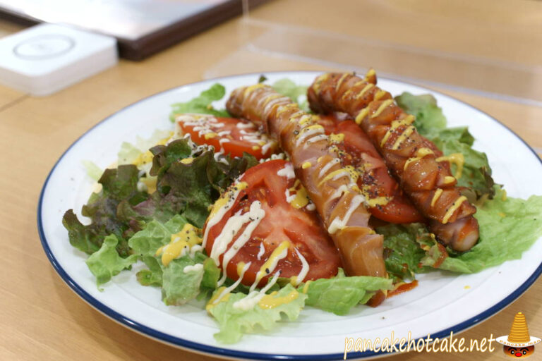 ウィンナー パンケーキ(Wiener Pancakes) cafe blow(カフェ ブロウ)大阪 和泉府中