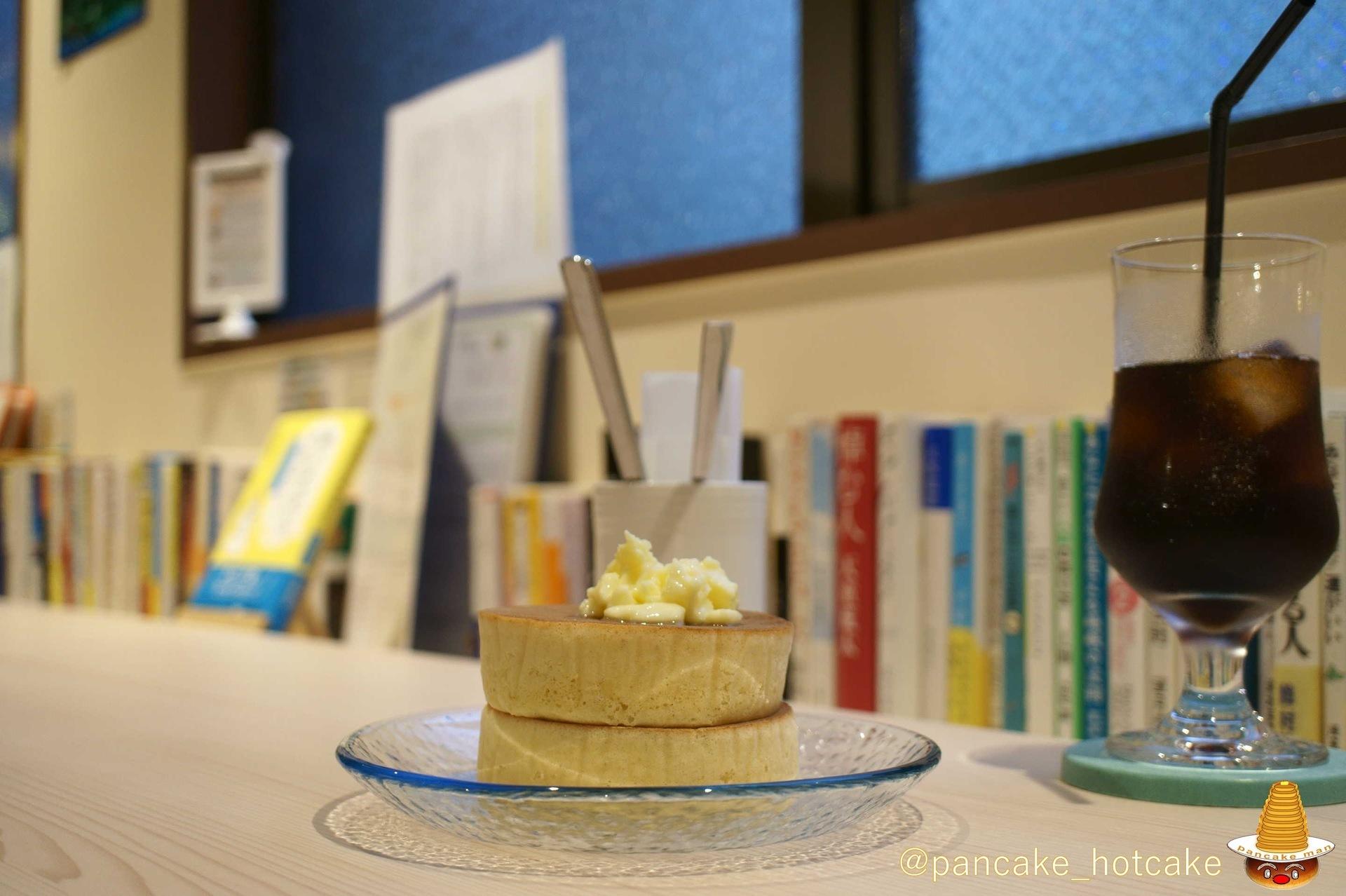 しっとりとした上品な味 ホットケーキ カフェひとやすみ(阪急伊丹)ペドラブランカのレシピ
