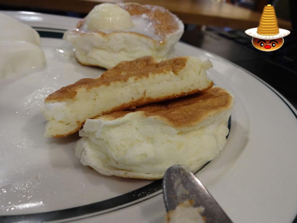 gramプレミアムパンケーキ食べ比べ(グラム)大阪/心斎橋 パンケーキマン