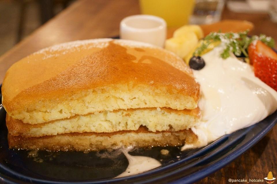 美味いパンケーキとホットケーキのjuen(ジュエン)から最後のレポート2017/3/31(大阪/天六)涙のパンケーキマン