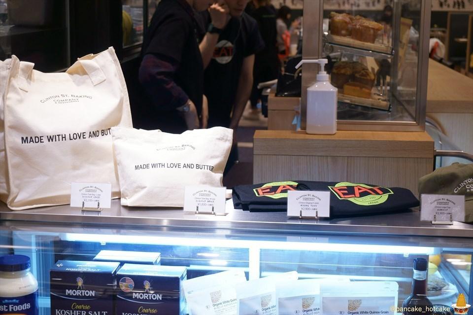 超絶品♪クリントンストリートのパンケーキwithメープルバター♪タカシマヤゲートタワーモール(愛知/名古屋駅)パンケーキマン