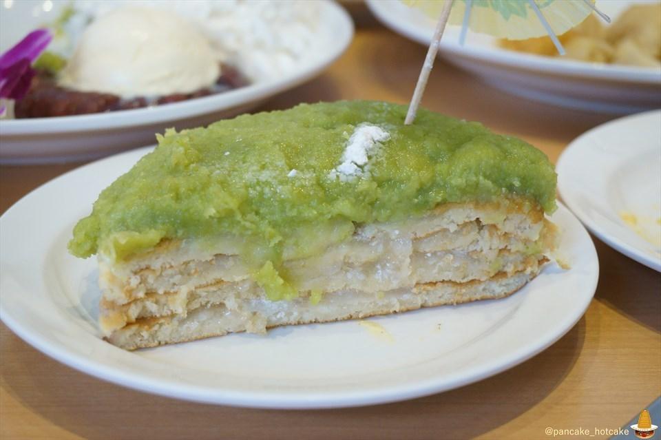 店舗限定『くるみ餅パンケーキ』エッグスンシングスUSJ前のパホケはパンケーキマン俺得なパンケーキだった!(大阪/ユニバーサルシティ)パンケーキマン