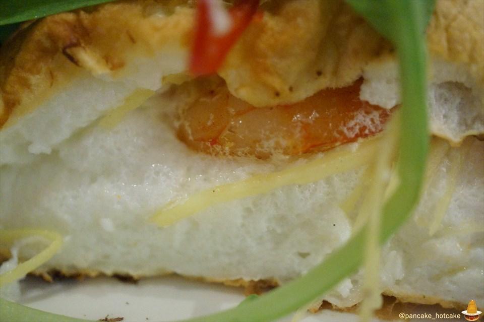 メレンゲでふわふわのリコッタパンケーキ&エッグホワイトオムレツ♪ビルズ二子玉川bills(東京/玉川)パンケーキマン