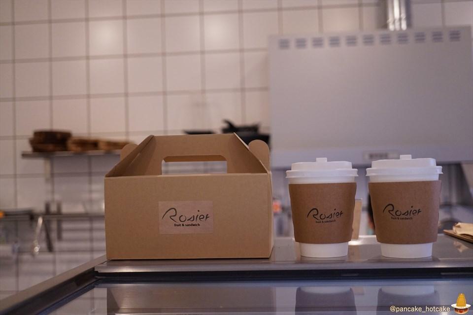 堺東ロジエで美味しいスフレパンケーキ♪フルーツサンド&ミックスジュースも♪Rosier 大阪/堺 パンケーキマン