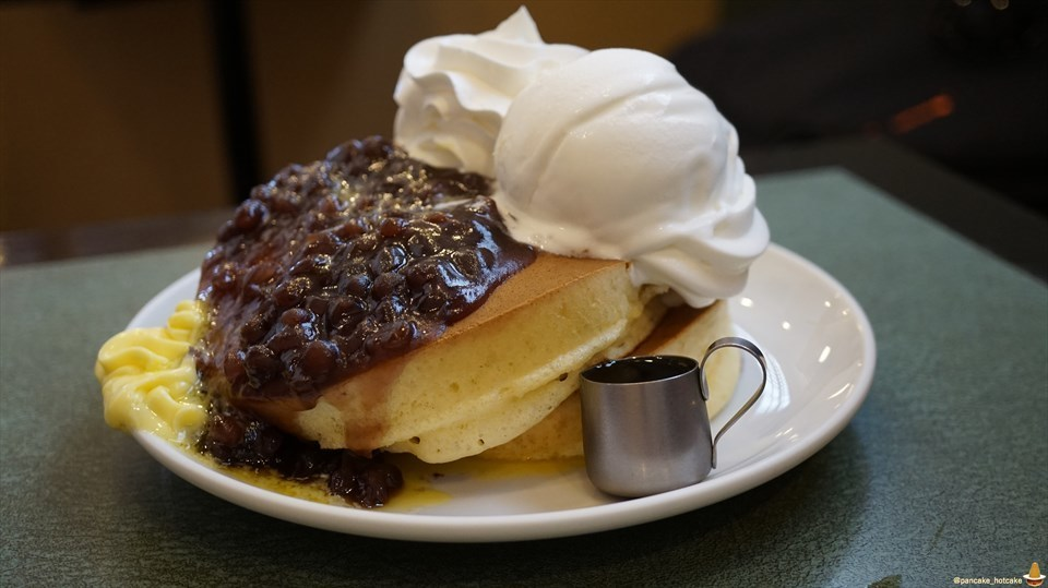 絶品ホットケーキは全部のせ♪で至福のひと時を♪梅香堂(ばいこうどう)(京都/東福寺)