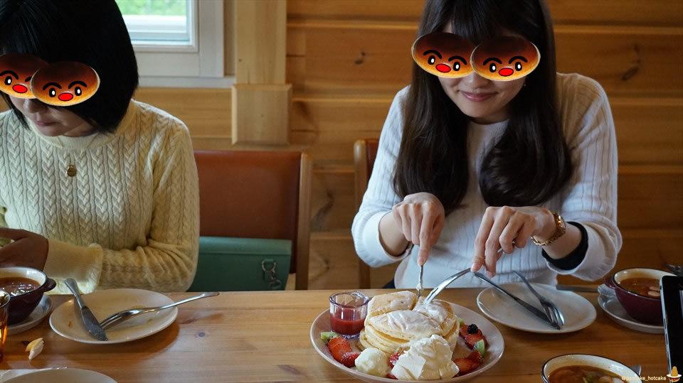 パンケーキの聖地 森のVoiVoiへ行こう♪超絶品バターミルクパンケーキ&ダッチベイビー(栃木/那須)パンケーキマン