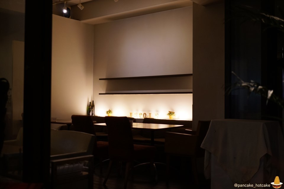 秘密のパンケーキ♪は独特なスフレタイプで絶品でした♪エスポア(ESPOIR)(大阪/長堀橋)パンケーキマン