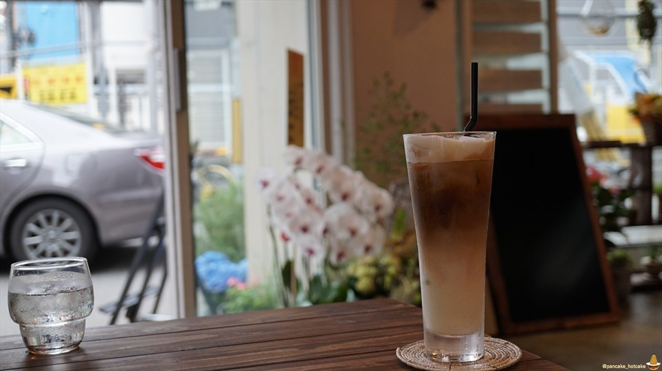 大阪に新たなスフレ系パンケーキ店がオープン♪あのロールケーキも?カフェ ニカ(cafe Nica)(大阪/本町)パンケーキマン
