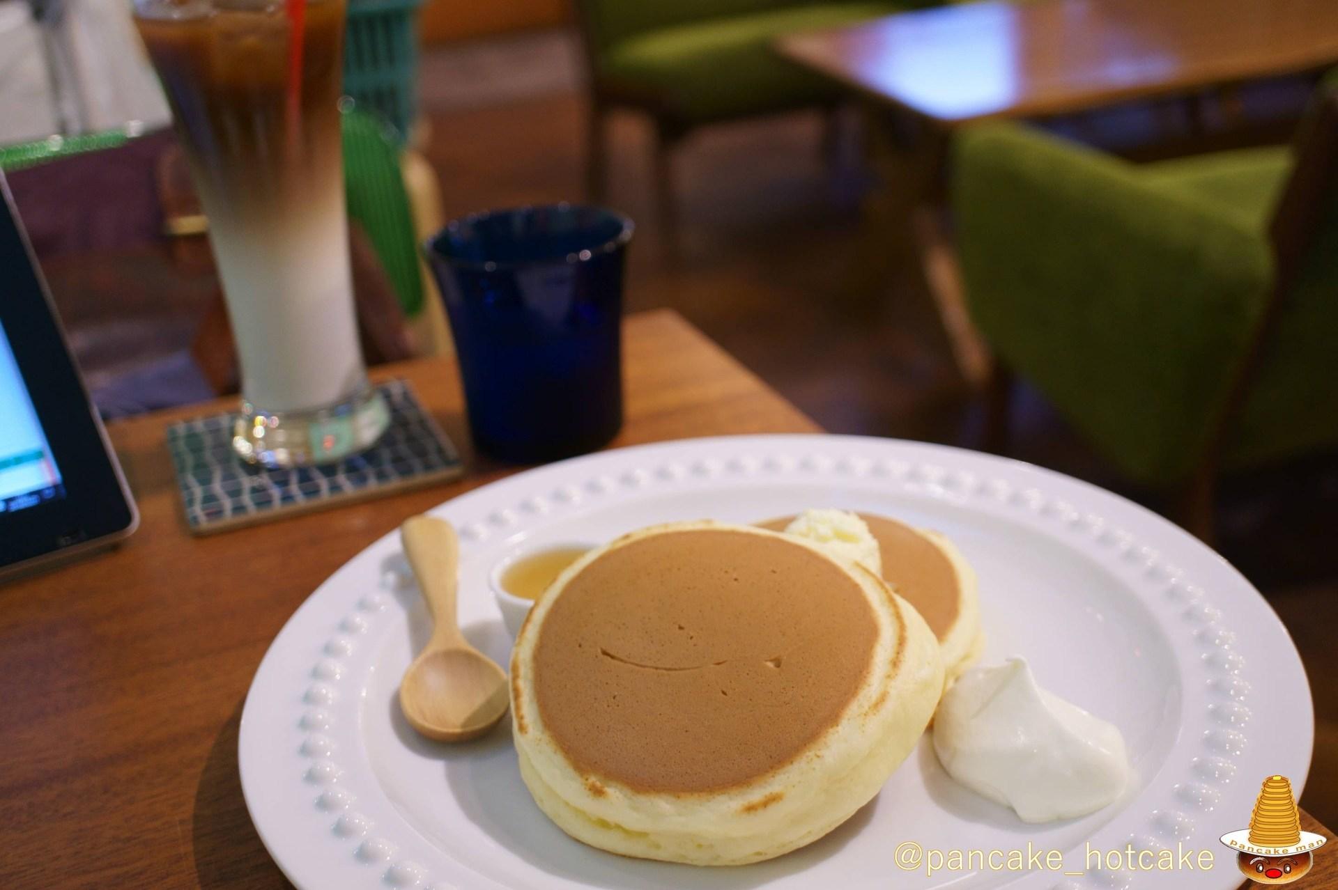 クラシックパンケーキ cafe ole(カフェ・オーレ)東京/水天宮前