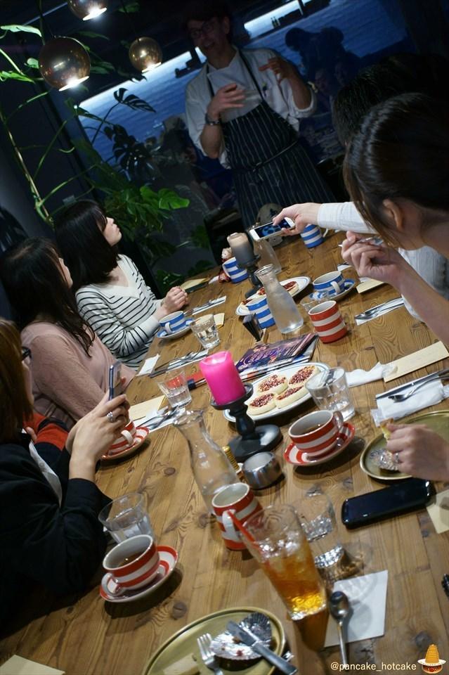 【特別編】パホケ会35レポート BROADHURST'S(ブロードハースト)パンケーキオフ会を開催♪パンケーキ&クランペット&英国のお菓子♪パンケーキマン