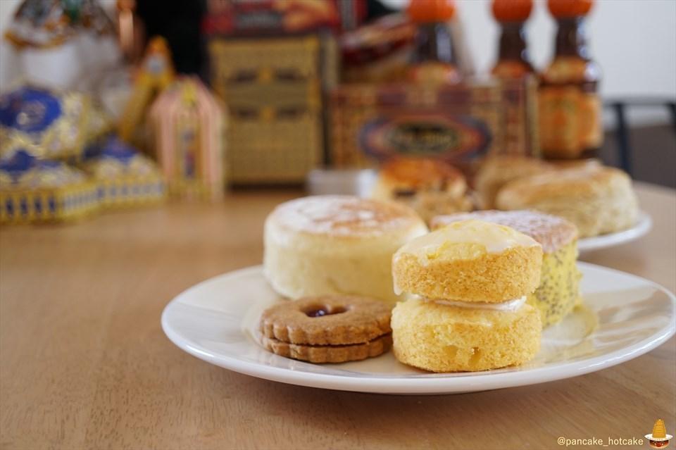 エルダーフラワー&レモンケーキ UNDERGROUND BAKERY(アンダーグラウンドベーカリー)