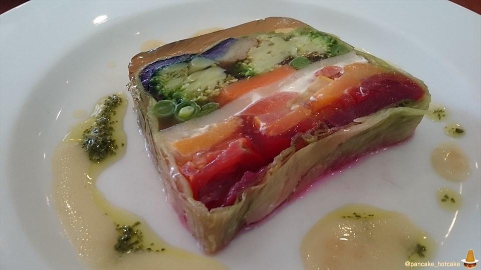 ロイヤルホストで王道のパンケーキでパンケーキマン!1枚ずつ焼きたて♪(Royal Host)(神戸/王子公園)