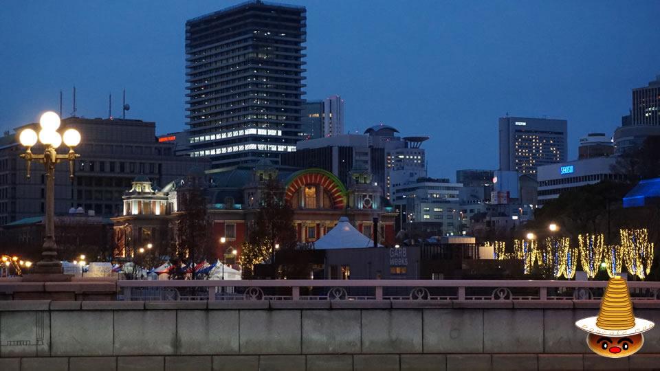 べりーベリーパンケーキ NORTHSHORE(カフェ&ダイニング ノースショア)ハナフル(大阪/北浜)パンケーキマン