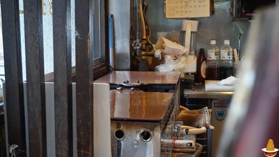 下町の珈琲専門店トミィ ホットケーキ(東響/錦糸町)パンケーキマン