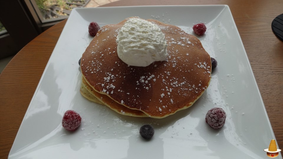 新長田に手作りパンケーキのあるカフェを発見♪カフェ ポルカドッツ(Cafe Polka-dots)(神戸/西代)
