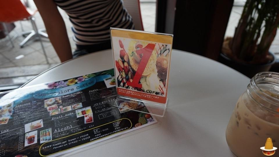 絶品♪サクフワトロなスフレ生地プレーンパンケーキ(Anna Colors COFFEE(アンナ カラーズ コーヒー)(大阪/日本橋)パンケーキマン