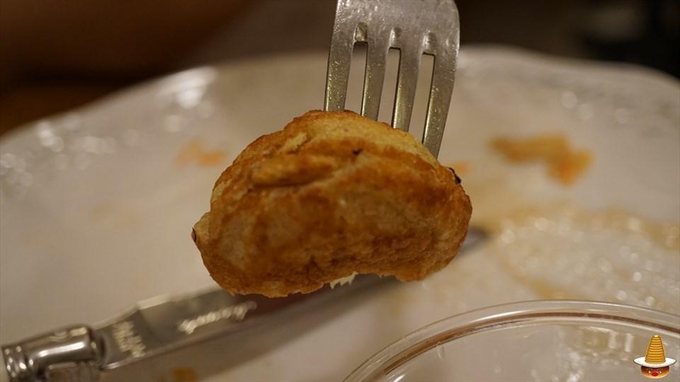 アンジーのたこ焼きパンケーキ第二弾♪現るwww 洋風たこ焼き!?(神戸/南京町)パンケーキマン
